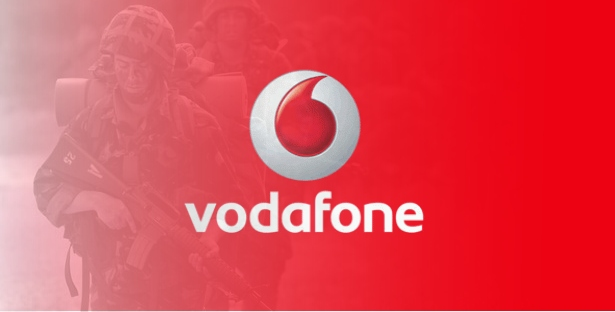 military discount vodafone