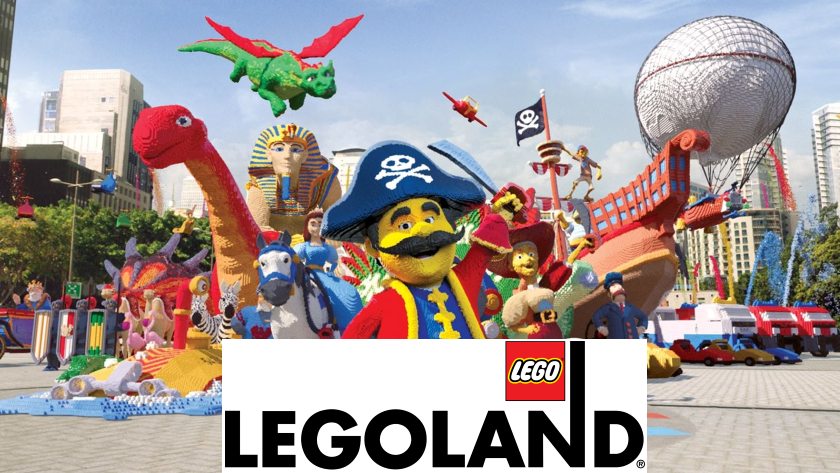 Legoland makes this offer in appreciation for their continued service, all active duty military personnel including the Army, Navy, Air Force, Marines, Coast Guard, National Guard and Reservists are now entitled to a free one-time single day admission to LEGOLAND Florida throughout and seasonally at the Legoland Water Park.