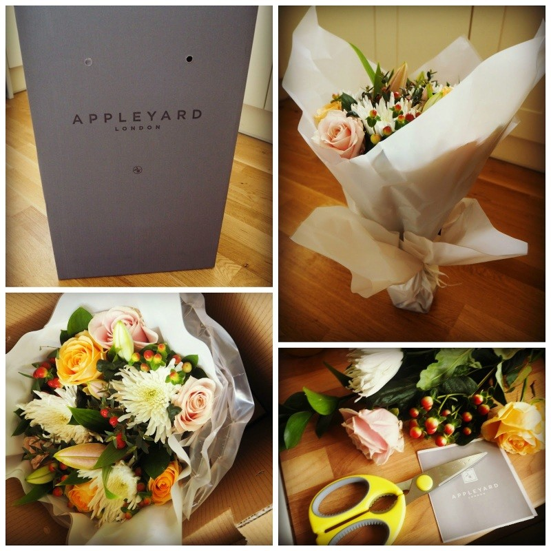 Appleyard Flowers military discount