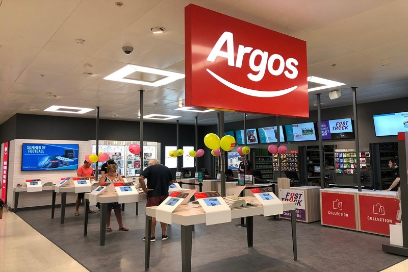 argos defence discount