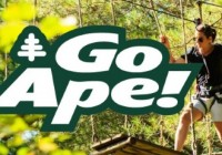 DISCOUNT AT GO APE – 15% MILITARY DISCOUNT