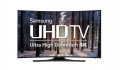 Free SAMSUNG CURVED 55' 4K ULTRA-HD TV