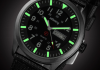 Discount INFANTRY Mens Quartz Wrist Watch