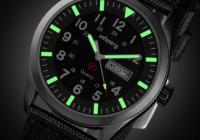 Discount INFANTRY Mens Quartz Wrist Watch