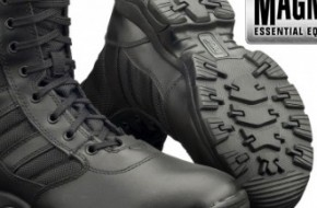 20% DISCOUNT ON MAGNUM MILITARY BOOTS