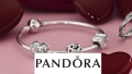 Pandora Bracelet + 2 Charms for Only £99